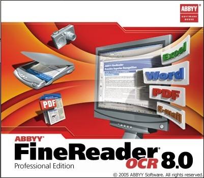 ������� �������� ��� ���� ��� abbyy fine reader 8